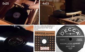 DECCA british record label