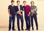 PLL the core 4 males 2