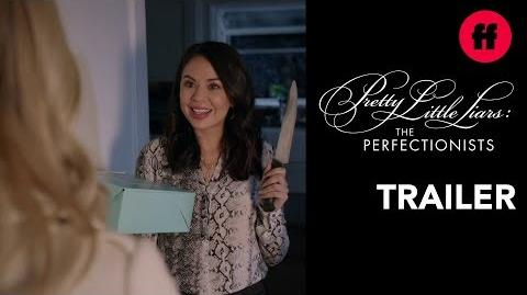 "Pretty Little Liars The Perfectionists Trailer - ""I Brought Pie!"""