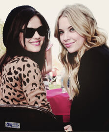 Lucy and Ashley perf