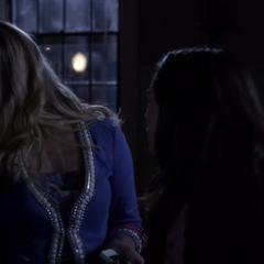 Mona slaps Alison