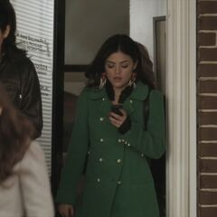 The Liars leaving Dr. Sullivan's office