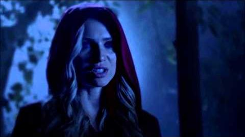 Pretty Little Liars - Red Coat The Black Widow Revealed 6x10