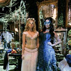 Hanna and Emily