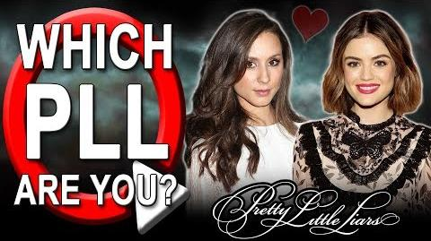 Which Pretty Little Liar Are You? l PLL Quiz