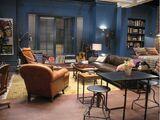 Ezra's Apartment