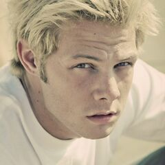 platinum blonde Brandon