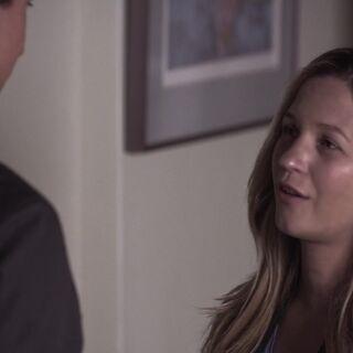Charlotte tells Archer she's grateful for him