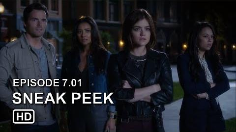 "Pretty Little Liars 7x01 Sneak Peek 2 ""Tick-Tock, Bitches"" HD"