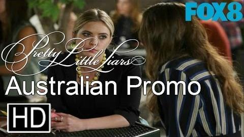 "Pretty Little Liars 6x05 Australian Promo - ""She's No Angel"" - S06E05"