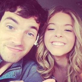 Ian and Sasha omg