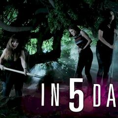 Five days until #SaveHanna