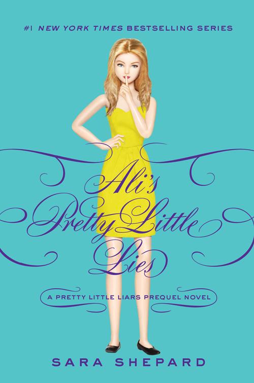 whos a in pretty little liars book