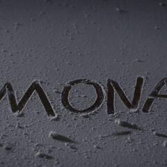 Alison writes Mona's name