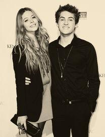 Cody and Sasha oh