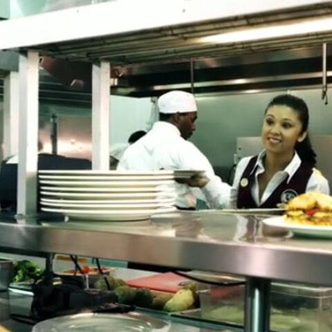 Stephanie, Rosewood Country Club Kitchen Staff