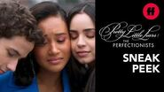Pretty Little Liars The Perfectionists Episode 9 Sneak Peek The Perfectionists Are Family