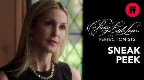 Pretty Little Liars The Perfectionists Premiere Sneak Peek Mean Girl to Mentor Freeform