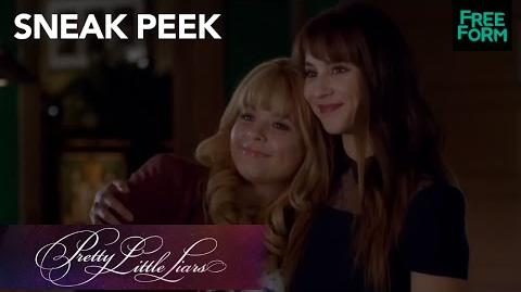Pretty Little Liars Series Finale Sneak Peek The Liars At Lost Woods Freeform