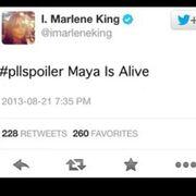 -pllspoiler Maya is Alive