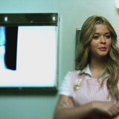 Alison visiting Hanna