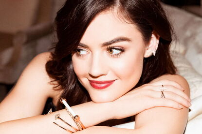 Lucy Hale Into the Gloss Photo005