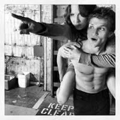 spoby and Keegan and troian