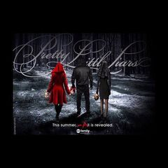 Red Coat, Charles and The Black Widow