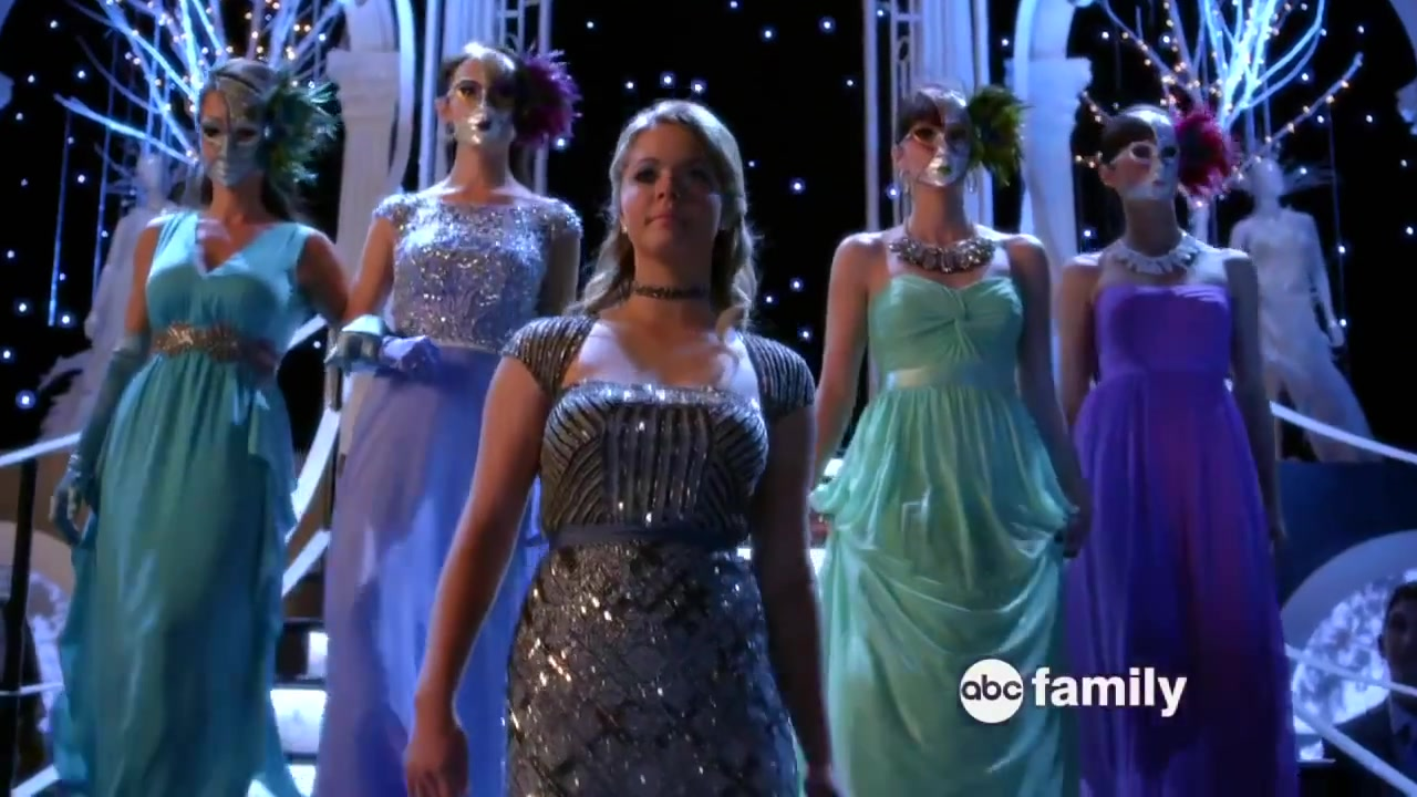 Image - Pretty Little Liars 5x13 Teaser - -How the 'A' Stole ...