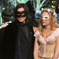 Caleb and Hanna as Romeo and Juliet