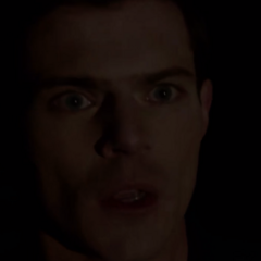 Nolan's final face before he was pushed