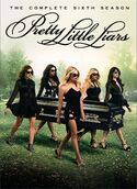PLL Season 6 DVD Cover