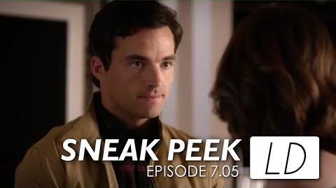 """Pretty Little Liars 7x05 Sneak Peek 2 """"Along Comes Mary"""""""