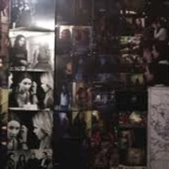 A's Lair wall 1