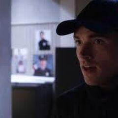 Ezra in his lair