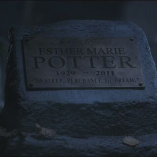 Esther Marie Potter 1929 - 2011