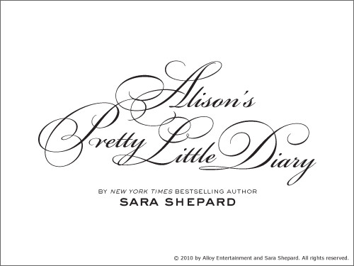 Pretty Little Liars Wanted Pdf