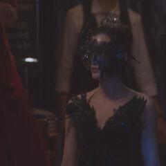 Melissa as Black Swan