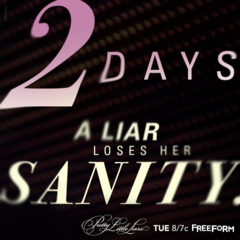 Two days until #TwinOnPLL