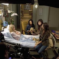 Liars visiting Hanna