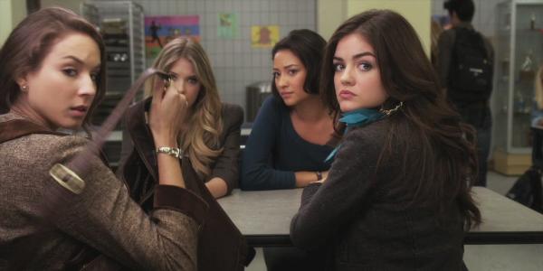 pretty little liars season 1 episode 13 recap
