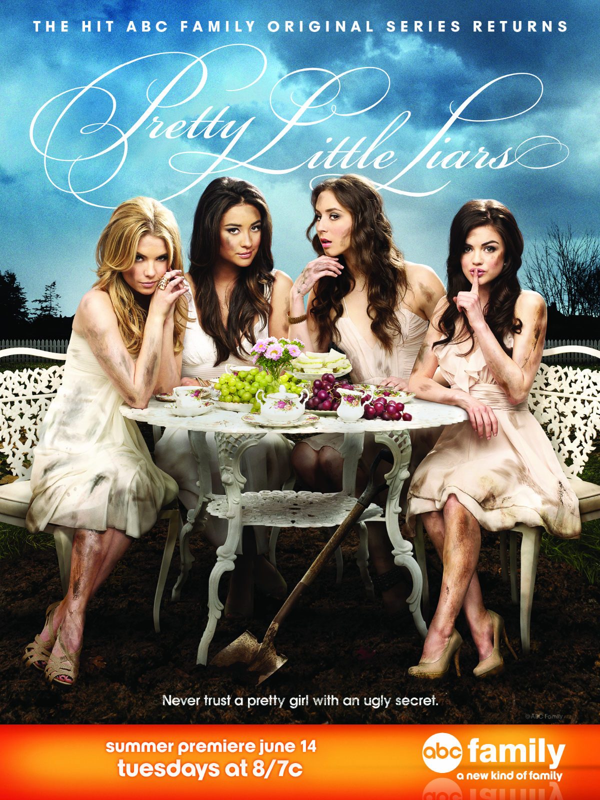 Pretty Little Liars Staffel 1
