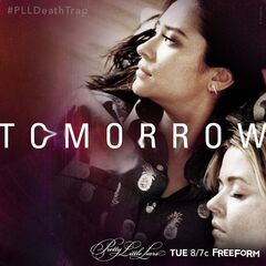 One day until #PLLDeathTrap