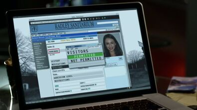 user blog thatonefangirl wren kingston possible a team suspect  not only was the system at radley hacked a was at an airport drinking so far toby and mona are under age yes they could have used a fake i d but