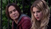 Hanna with Caleb
