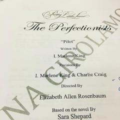 Gina Girolamo's script