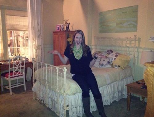 Emily Fields Bedroom Pretty Little Liars