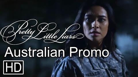 """Pretty Little Liars 6x02 AUSTRALIAN Promo - """"Songs of Innocence"""""""