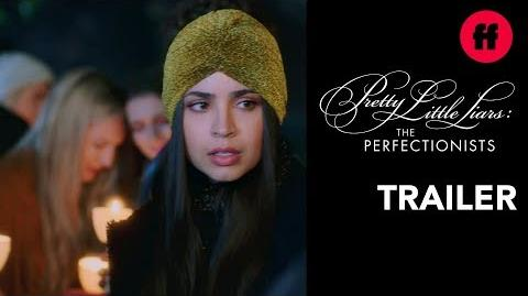 Pretty Little Liars The Perfectionists Trailer Nowhere to Hide Freeform