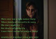 PLL - Mary Poem